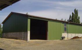 Halle für die landwirtschaftliche Nutzung in Glauchau OT Reinholdshain