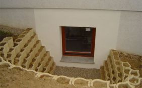 nachträglicher Einbau eines Fensters im Erdgeschoss