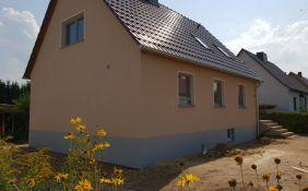 Umbau und Sanierung eines 90 Jahre alten Wohnhauses in Glauchau - 2018